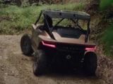 Lexus shows UTV powered by hydrogen combustion engine