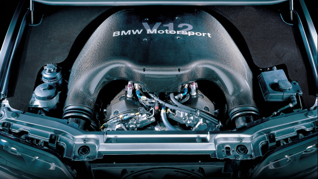 There's a BMW X5 with a 700-plus-hp McLaren F1 V-12 under the hood